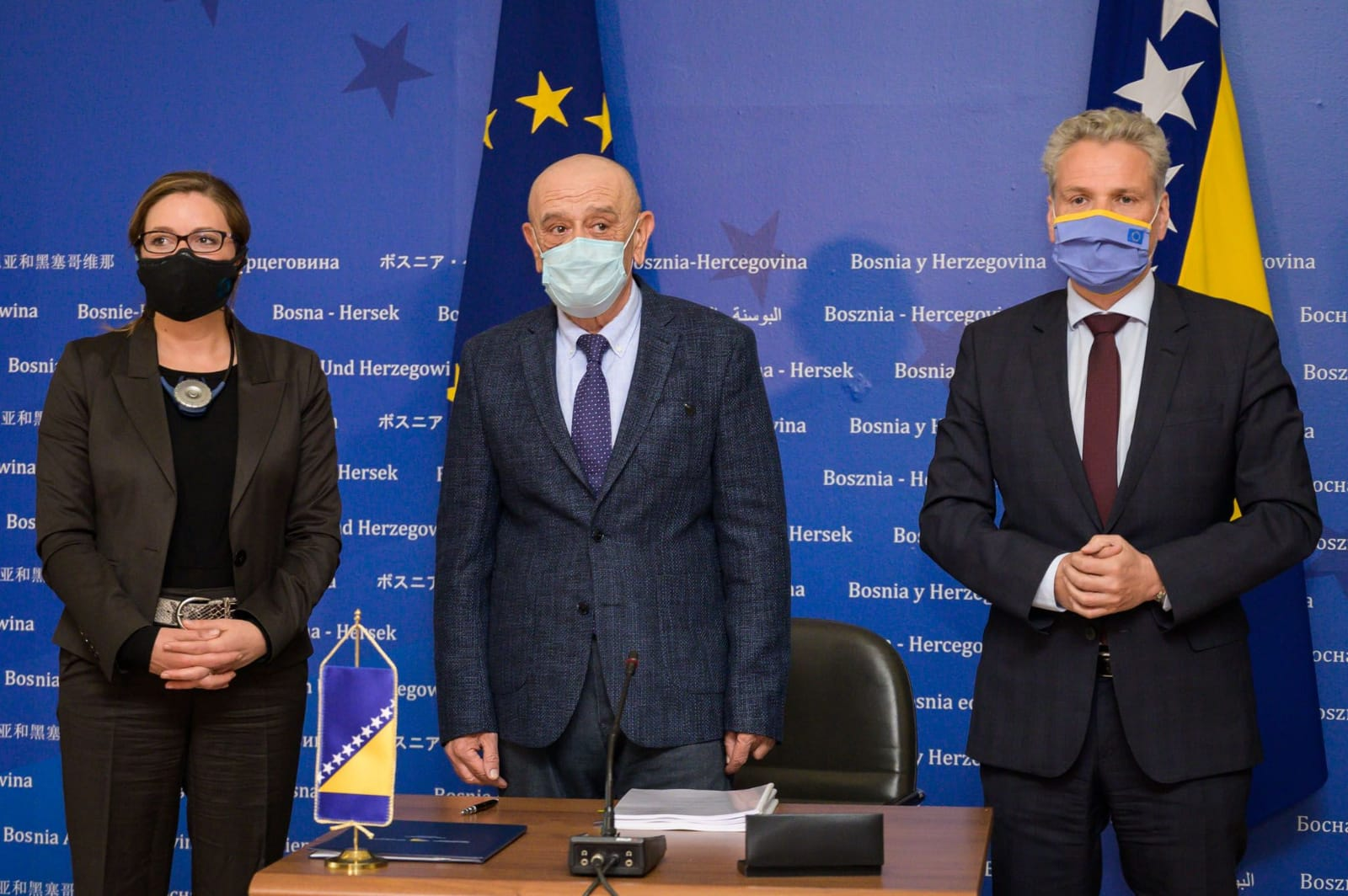 European Union allocates  additional grants to improve water and wastewater