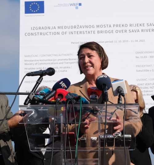 Works Commence on the 2015 Connectivity Project for Gradiška Interstate Bridge