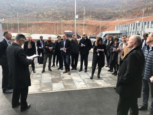 Major Construction Works Completed for the Maximum-Security State Prison in Bosnia and Herzegovina
