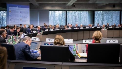 19th WBIF Steering Committee Meeting, Luxembourg, 6 December 2018