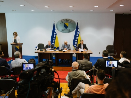 €15 Million Connectivity Agenda Grant Agreement Signed for Johovac - Rudanka Motorway Section in Bosnia and Herzegovina