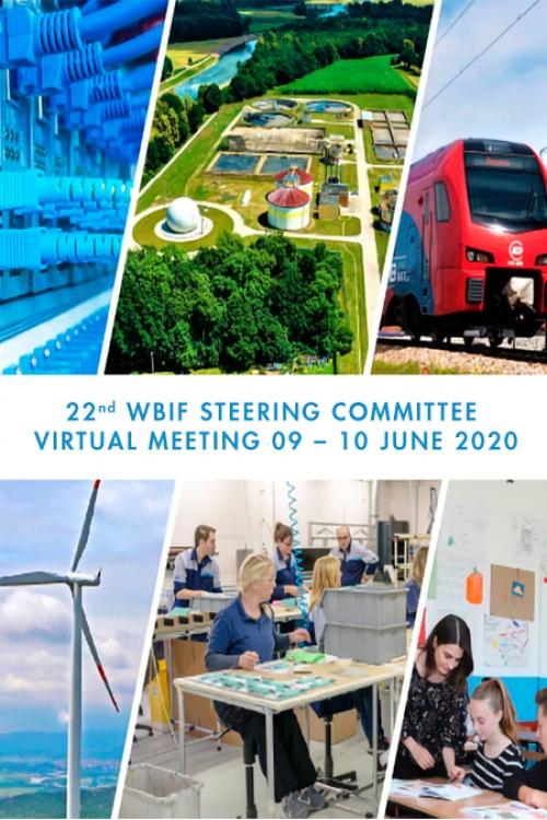 Western Balkans Investment Framework (WBIF) Steering Committee Virtual Meeting 09-10 June 2020