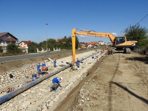 EU-funded Technical Assistance for Flood Risk Management Project in Republika Srpska, BiH, to be completed in November 2018