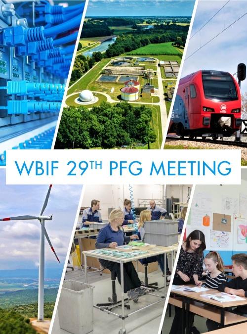 WBIF 29th Project Financiers' Meeting
